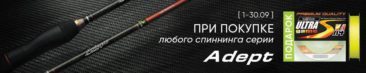 Акция Adept