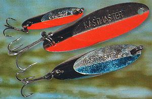 Как ловить щуку на блесну кастмастер
