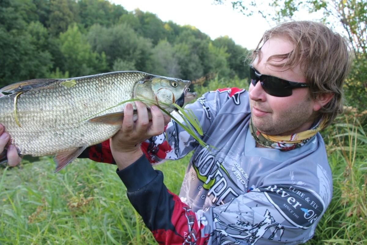 Рыбалка в Татарстане - на сайте Pro Anglers League