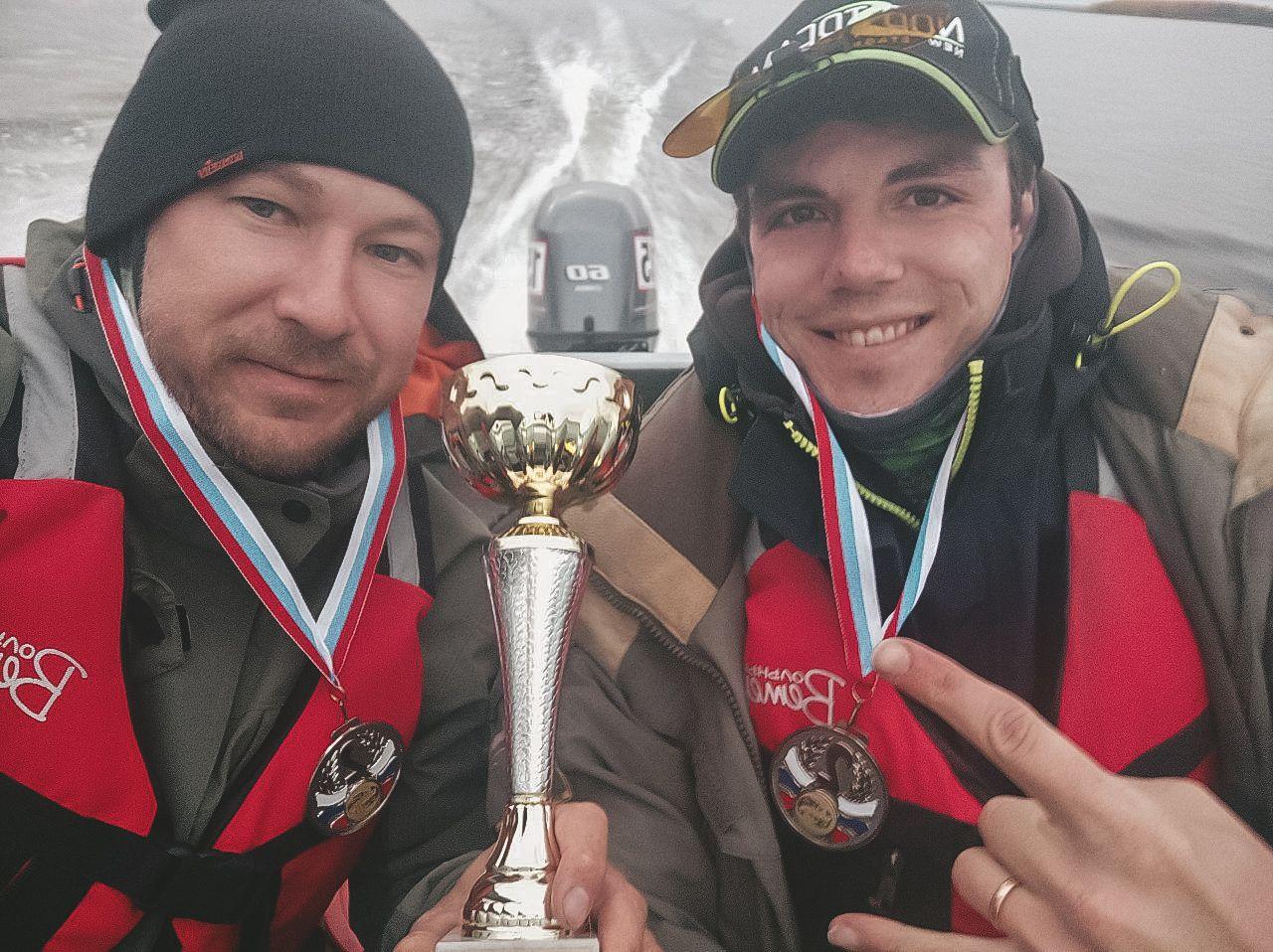 Чемпионат Самарской области по ловле спиннингом с лодок 2019