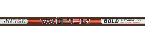 Удилище с кольцами NORSTREAM Wiper Bolo WPBM-400