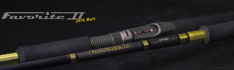 Favorite II Jerk Bait